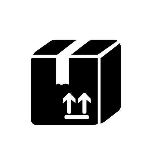 Paket Icon Vektor