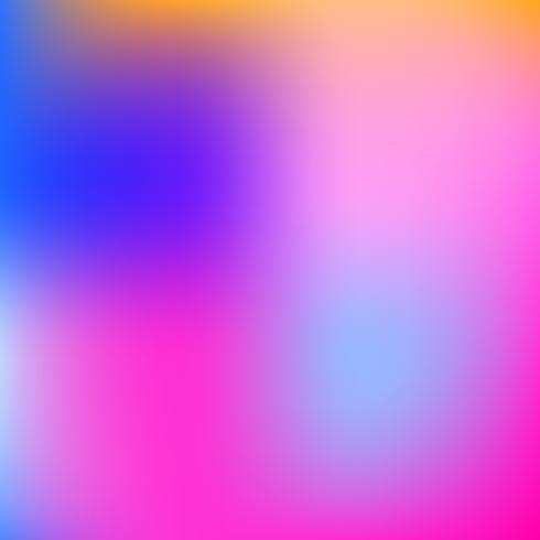 Abstrakt färgrik suddig vektor bakgrunder. Element för din
