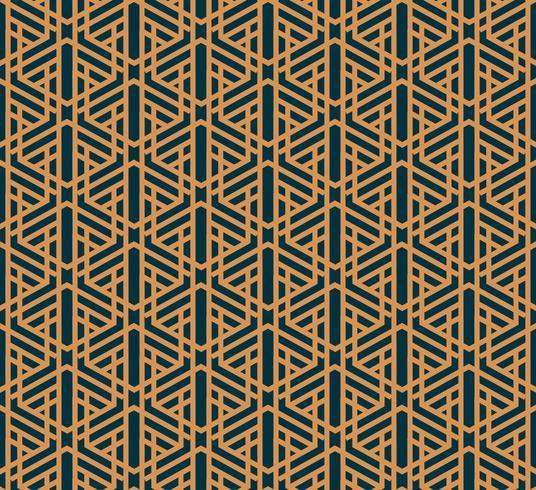 Vektor sömlöst mönster. Modern stilig abstrakt konsistens. Upprepa
