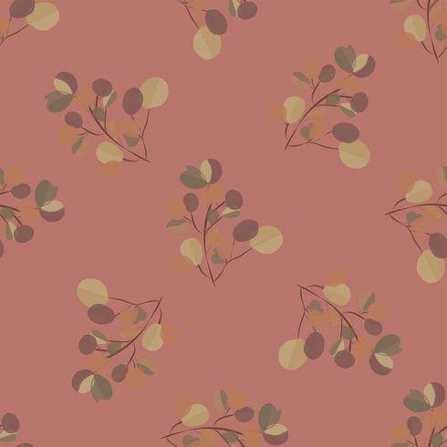 Heller moderner Hintergrund mit Dschungelblättern. Exotisches Muster mit Palmblättern. Vektor-illustration vektor