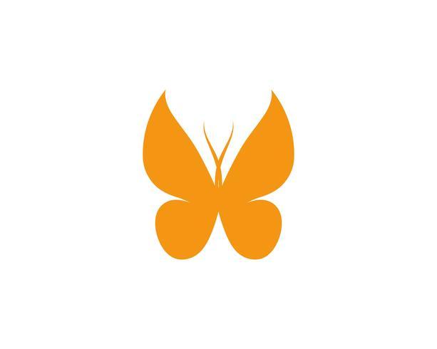 Beauty Butterfly Icon Design vektor