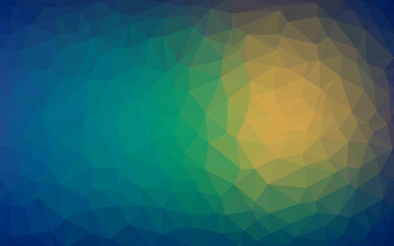 Abstrakt bakgrund av trianglar varm textur vektor