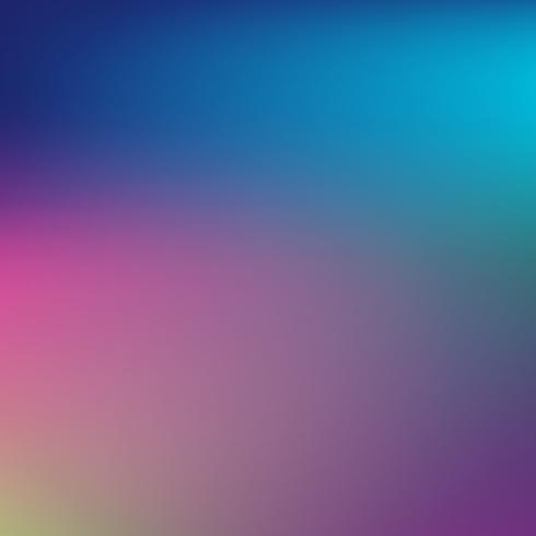 Abstrakt oskärpa bakgrund med trendiga rosa, lila, violett och blå färger för designa koncept, bakgrundsbilder, webb, presentationer och utskrifter. Vektor illustration.