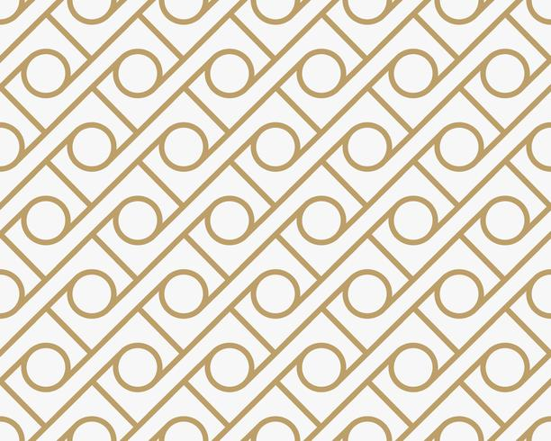 geometriskt sömlöst mönster med linje, modern minimalistisk stil pa vektor