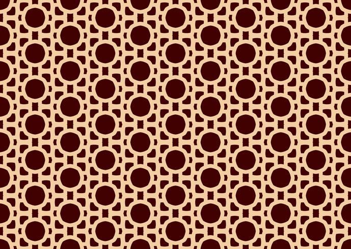 Luxus geometrisches Muster. Vektor nahtlose Muster. Modern linear