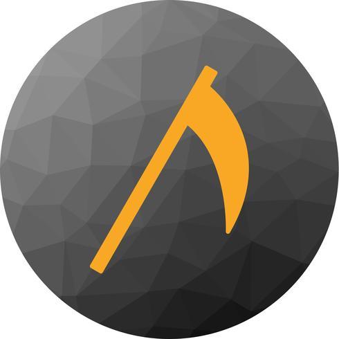 Vektor Scythe Icon
