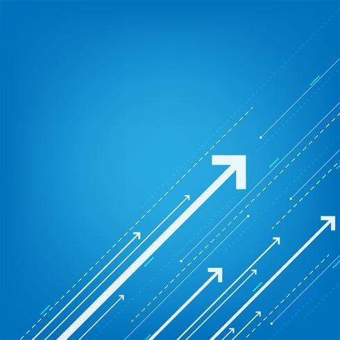 Teknik i form av digital hastighet. vektor