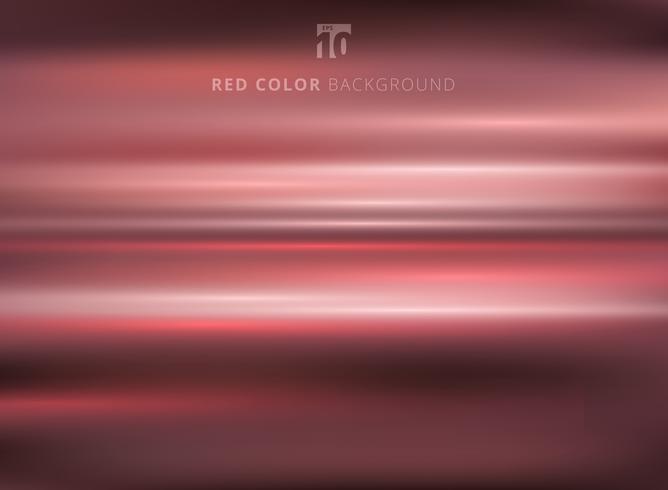 Abstrakt ränder röd glödande glänsande hastighets rörelse bakgrund. vektor
