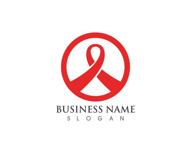 Ribbon logosymboler och ikoner mallar vektor