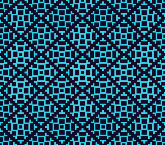 Geometrisches einfaches blaues minimalistic Luxusmuster mit Linien. Kann als Hintergrundbild, Hintergrund oder Textur verwendet werden. vektor