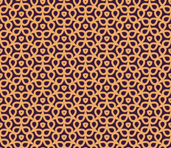 Vektor nahtlose Muster. Moderne stilvolle abstrakte Textur. Wiederholen