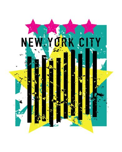 New York City vackert designelement vektor