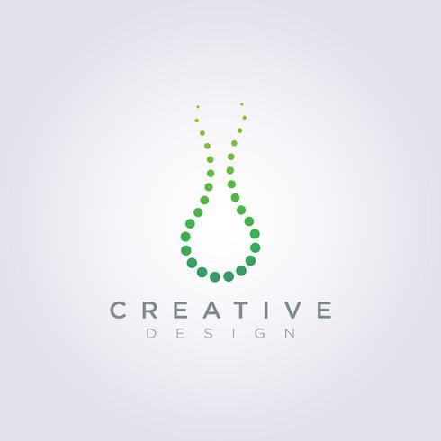 Ryggrad Sammanfattning Vektor Illustration Design Clipart Symbol Logo Mall