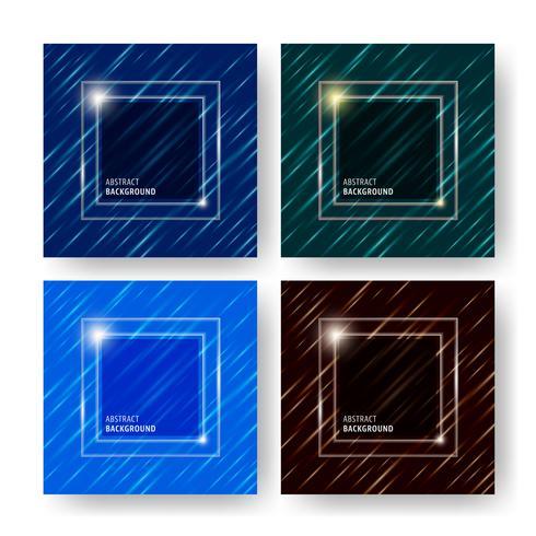 Cover Hintergrund festlegen vektor