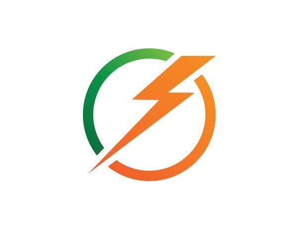 Flash vektor ikon illustration design