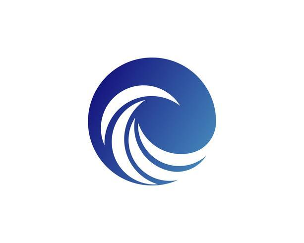 vortex cirkel logotyper och symboler mall ikoner vektor