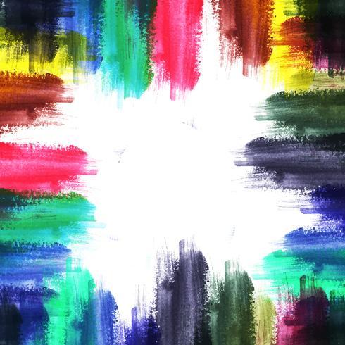 abstrakte Aquarell Fleck Textur Hintergrund vektor