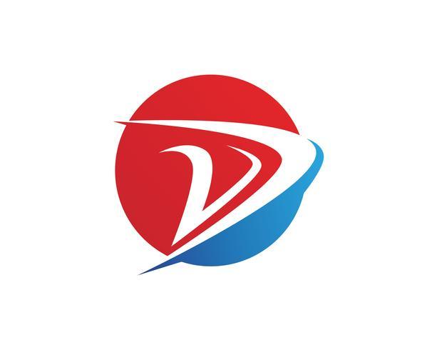 D Flash Template Vector icon illustration design
