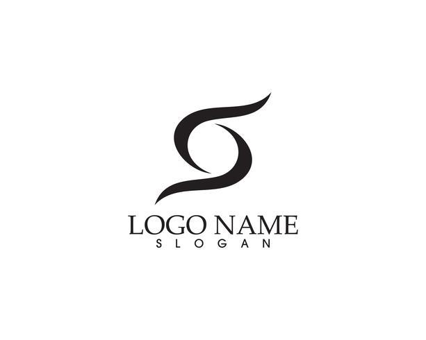 SS logotyper och symboler mallikoner app vektor