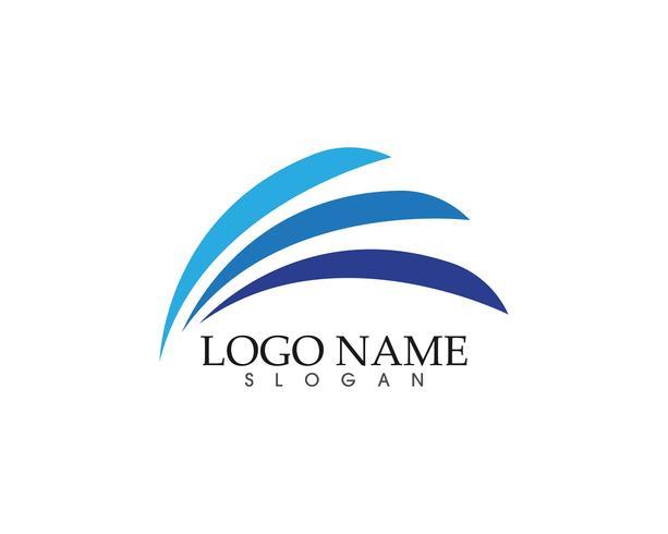 Abstrakt Digital Pixel Pair Logo affärsfinansiering vektor