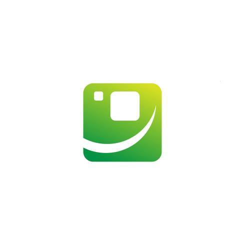 kamera fotografi logotyp mall vektor illustration ikon element