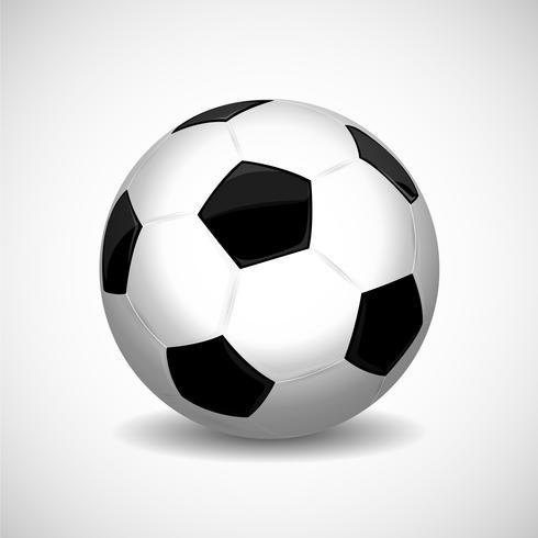 Standart Fußball vektor