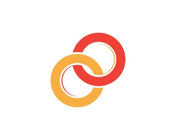 Infinity Design Infinity-logotyp Vector Logo mall