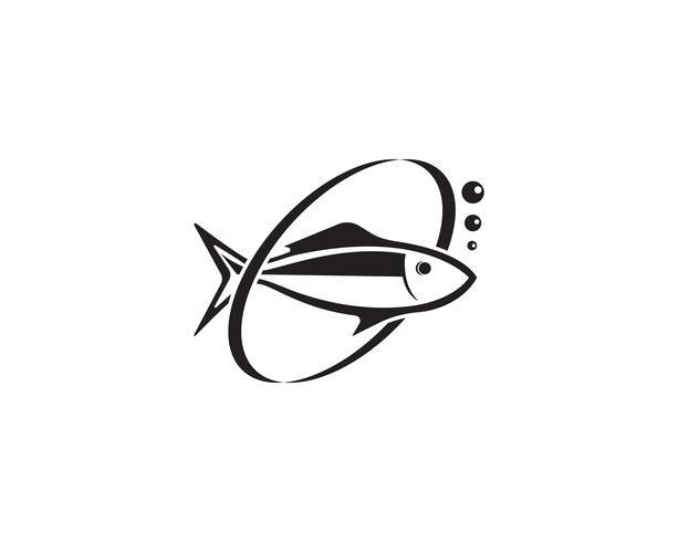 fisk bakgrundsvektorer vektor