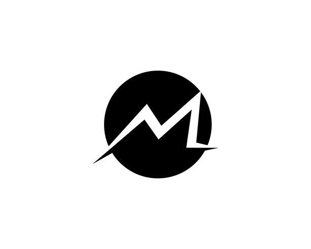 Mountain logo vektor illustration