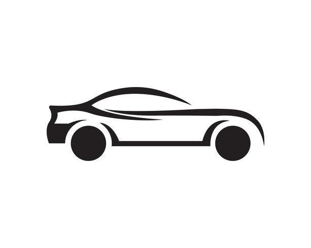 Bilbil Logo Mall vektorikon vektor