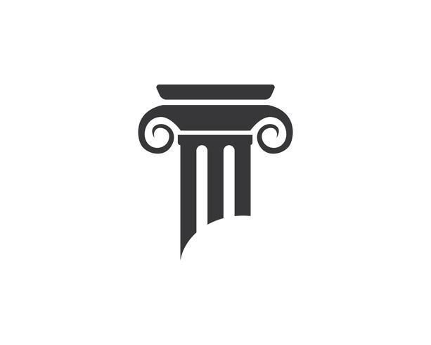 Gesetz Logo Vektor