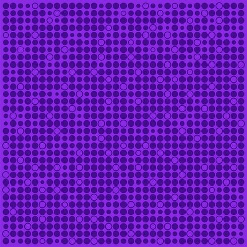 Abstrakter einfacher Hintergrund mit Punkten, Kreise, violette Farbe vektor