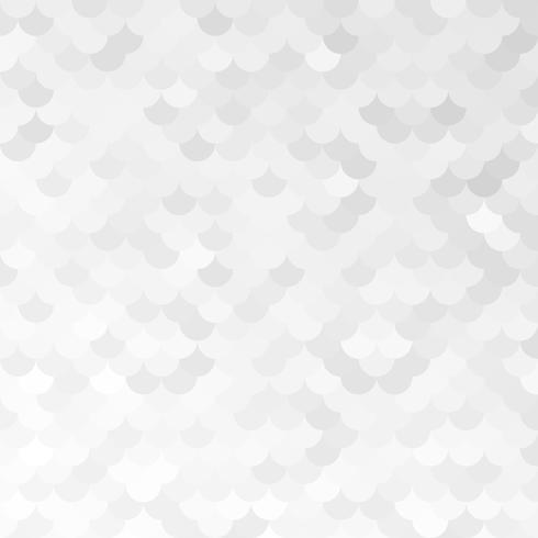 Grå Vitt takplattor mönster, kreativa designmallar vektor