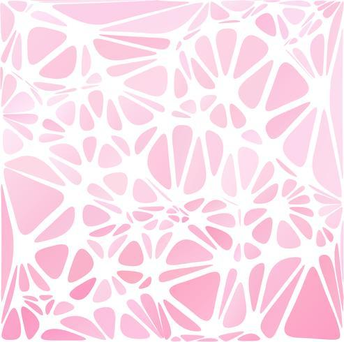 Rosa modern stil, kreativa designmallar vektor
