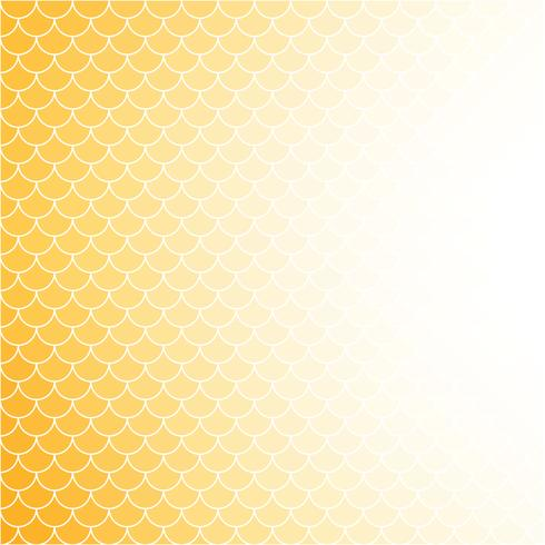 Orange takplattor mönster, kreativa design mallar vektor