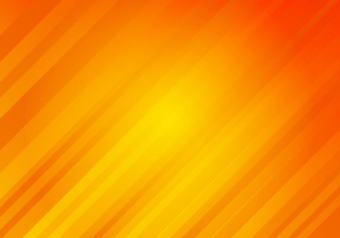 Abstrakter gelber und orange Farbhintergrund mit Schrägstreifen. Geometrisches minimales Muster. Sie können für cover design, broschüre, poster, werbung, druck, broschüre, etc. vektor