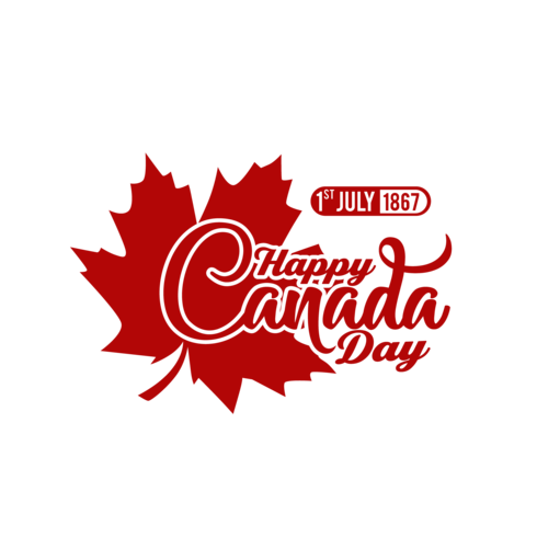 Kanada Tag vektor