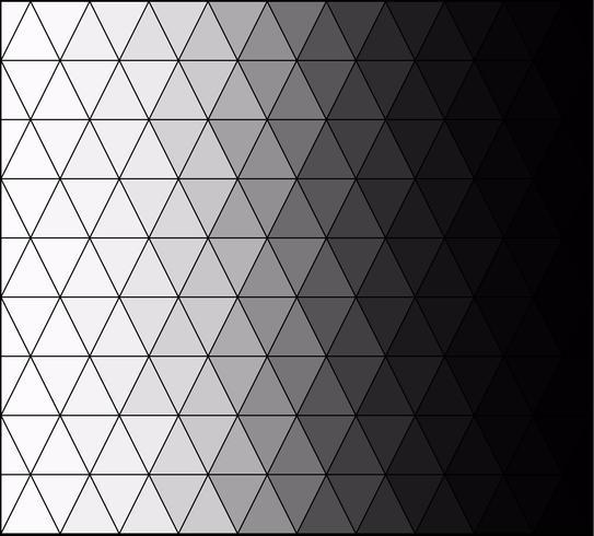 Grå White Square Square Grid Mosaic, Creative Design Mallar vektor