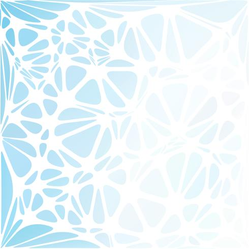 Blå modern stil, kreativa designmallar vektor