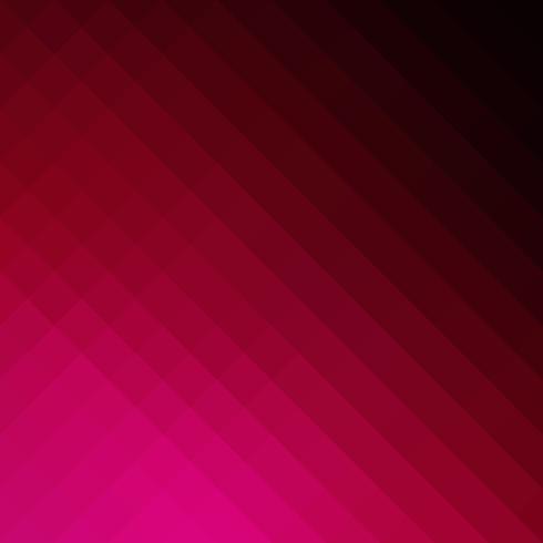 Purpurroter quadratischer Gitter-Mosaik-Hintergrund, kreative Design-Schablonen vektor