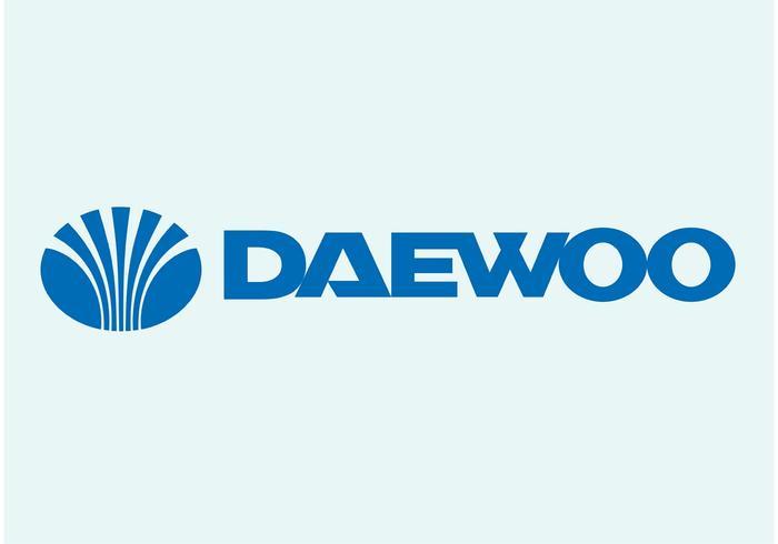 Daewoo logo vektor