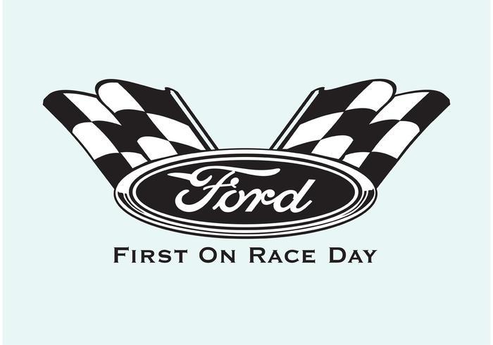 Ford Vektor-Logo vektor