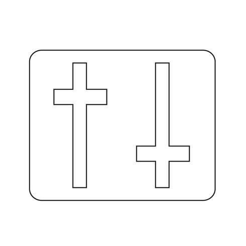 Einstellungen Symbol Zeichen Illustration vektor