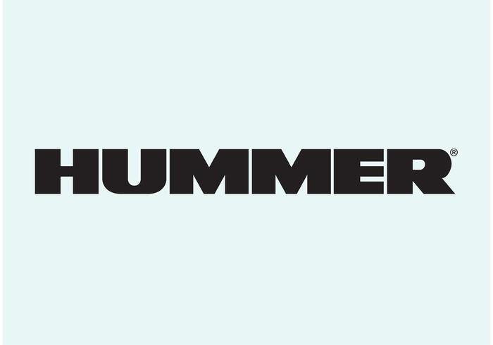 Hummer logo vektor