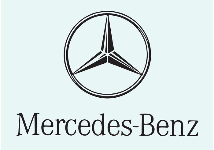 Mercedes Benz vektor