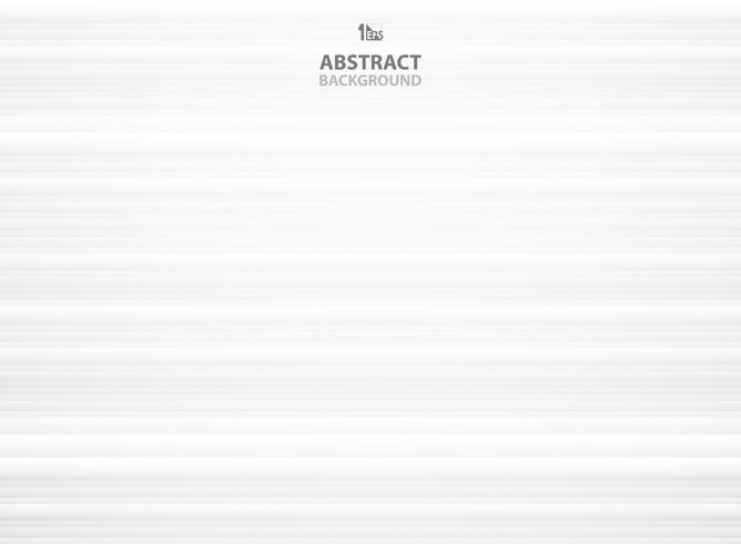 Graue Streifenlinie Schichtmusterhintergrund der abstrakten Steigung. vektor