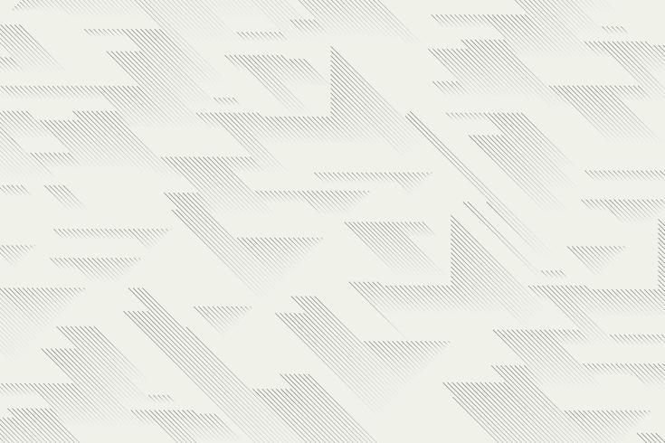 Abstrakte Linie Abdeckungsmuster-Designhintergrund der neuen Technologie. Abbildung Vektor eps10