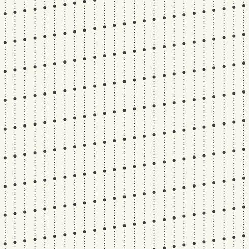 Abstrakt pricklinje raka linjer mönster modern konst design dekoration. vektor