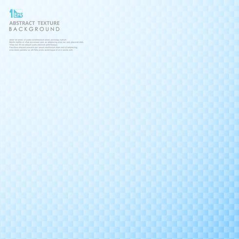 Abstrakt modern design av blå gradient suddig kvadrat geometrisk bakgrund. vektor