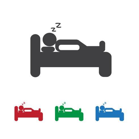 Sova ikon symbol tecken vektor